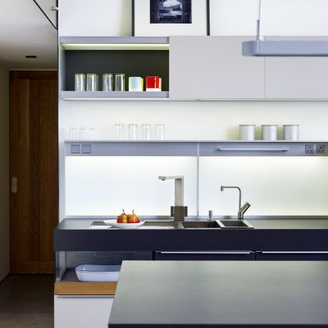 Kitchens On Pinterest Appliance Garage Modern Kitchens And