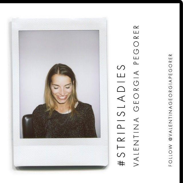 @STRIPIS_ MAGAZINE — #STRIPISLADIES Valentina Georgia Pegorer - host...