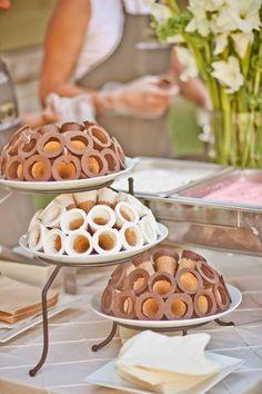 Rincones originales en tu boda, 10 ideas tipo buffet   El Blog de SecretariaEvento
