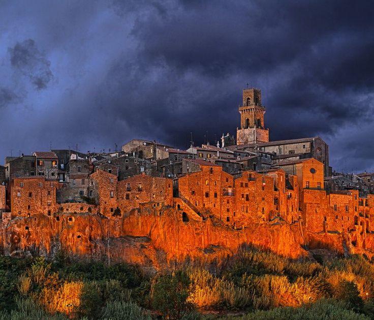 Pitigliano, Italia
