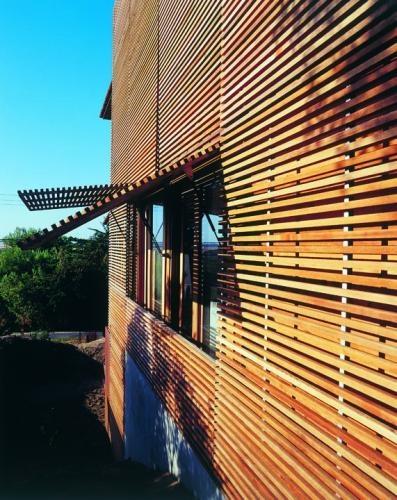 Carter Tucker House. Austrialia. 2000. Sean Godsell
