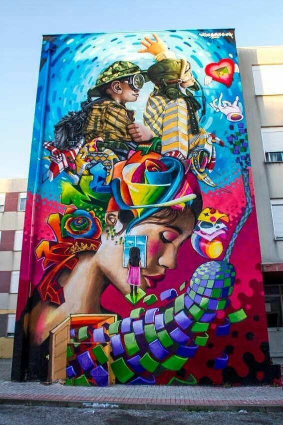 Connu 31 best Murals images on Pinterest UB89