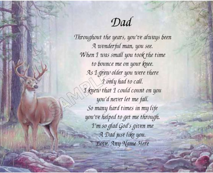Image result for dad 0 birthday poem