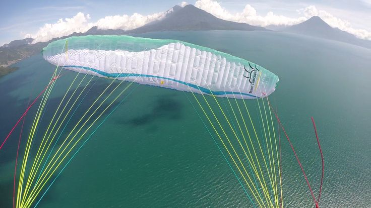 Let´s go paragliding at Lake Atitlan, Guatemala. We do tandem paragliding flights and guide solo pilots through our flying sites around Lake Atitlan - realworldparagliding.jimdo.com