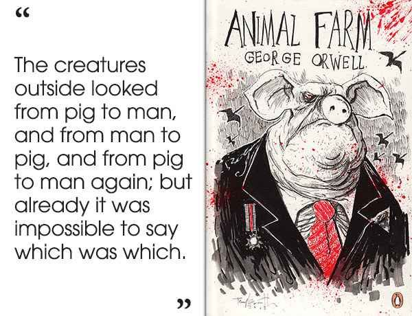 SparkNotes: Animal Farm: Key Facts