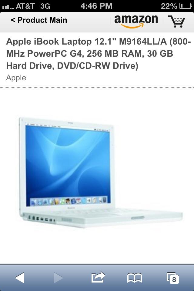 Half off apple laptop