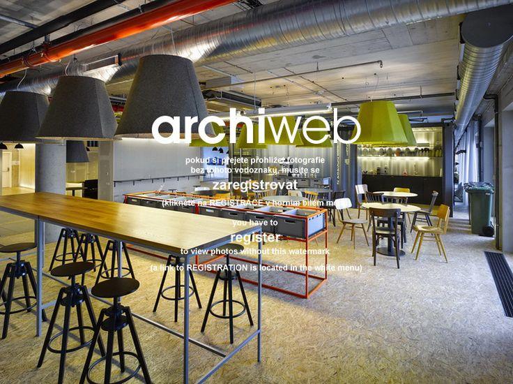 archiweb.cz - Kancelářské prostory SOCIALBAKERS Karlín