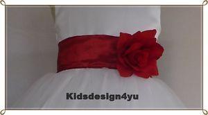 Sash-Belt-and-Flower-for-Flower-Girl-Bridal-Pageant-Dress