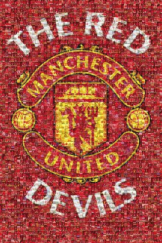 Manchester United Crest | Buy Poster Online