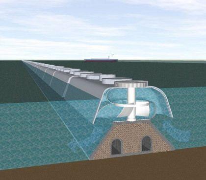 Energy Resources: Tidal power | #Energias renovables - Renewable energy ecoagricultor.com
