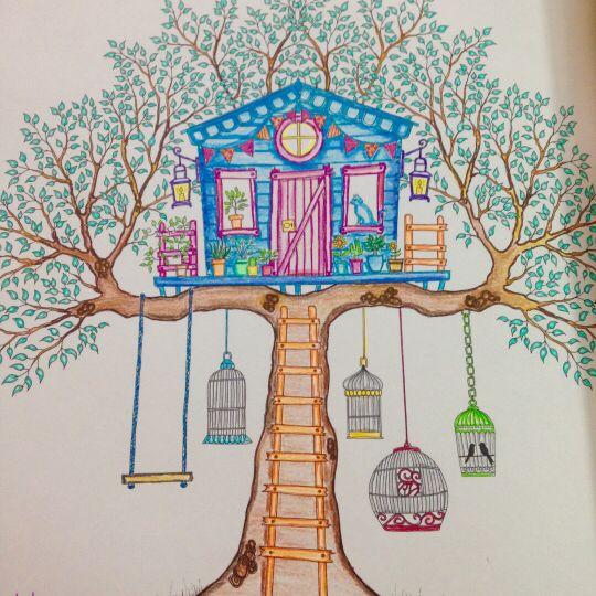 17 Best Images About Treehouse Secret Garden Casa Da Rvore Jardim Secreto On Pinterest