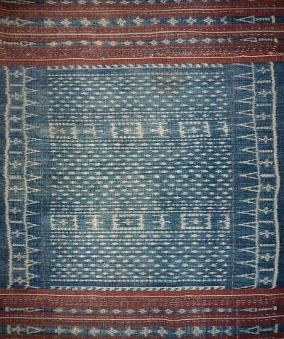 ~ Flores, Nage Keo - Selimut (blanket),detail