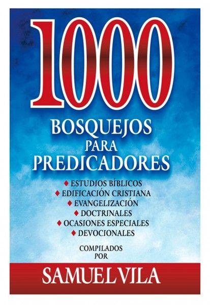 1000 Bosquejos Para Predicadores Teukhos Descargar