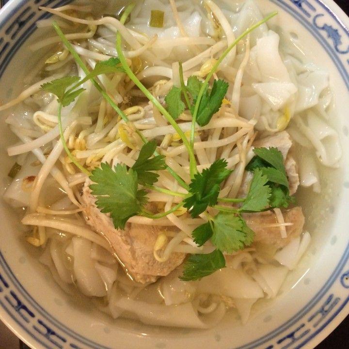 15 Minute Chicken Pho (Pressure Cooker Recipe)