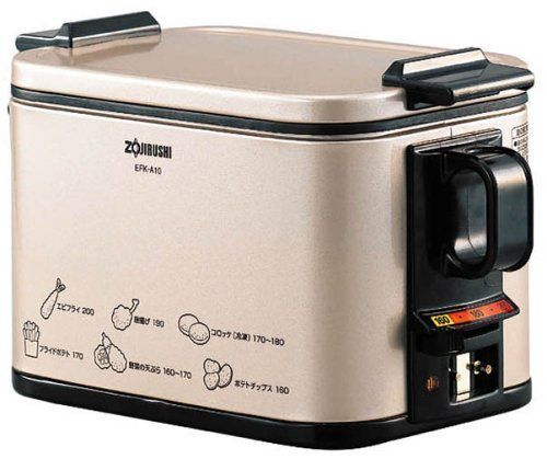 Compare Prices On Zojirushi Deep Fryers From Top Liance Retailers Save When Ing Your Favorite Small Liances