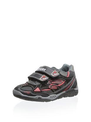 64% OFF Billowy Kid's 5622C14 Sneaker (Black)