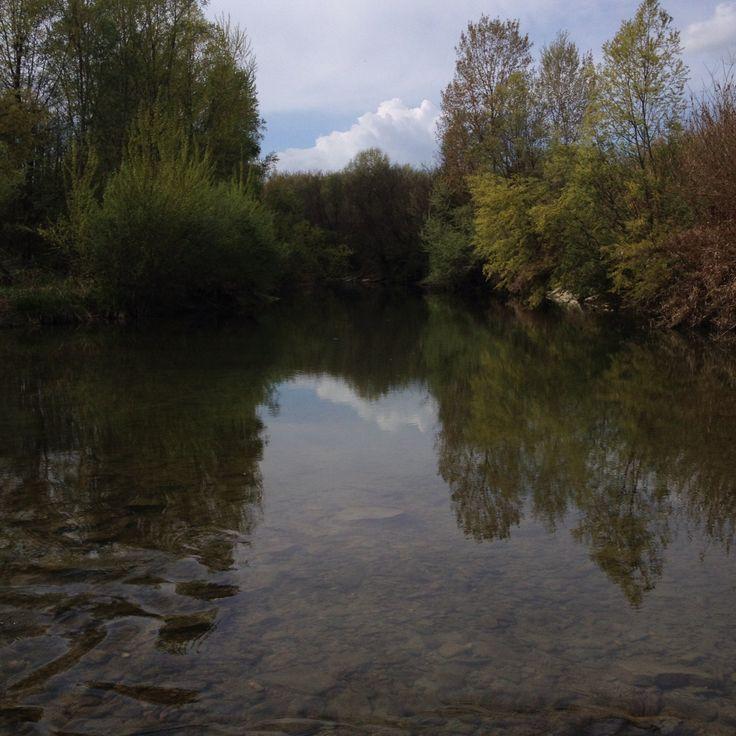 Il fiume della valle
