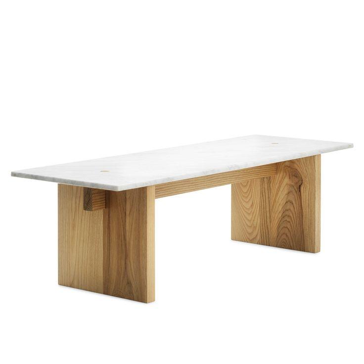 Normann Copenhagen - Solid Coffee Table, Single Figure