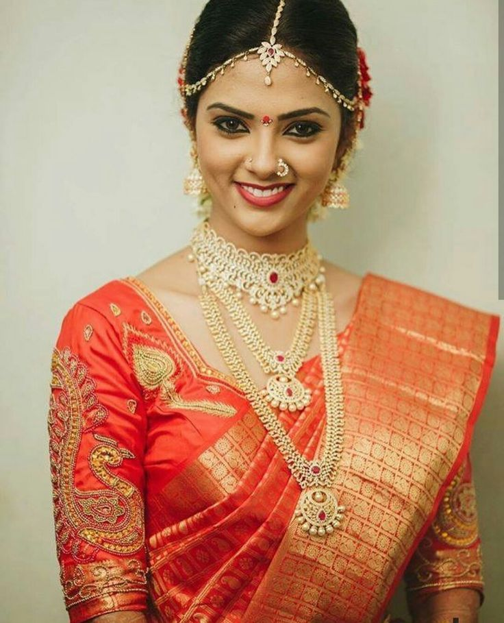 Hairstyles For Brides Mother Kerala Style: Pin By Raji Selvakumar On Fancy Jewellery