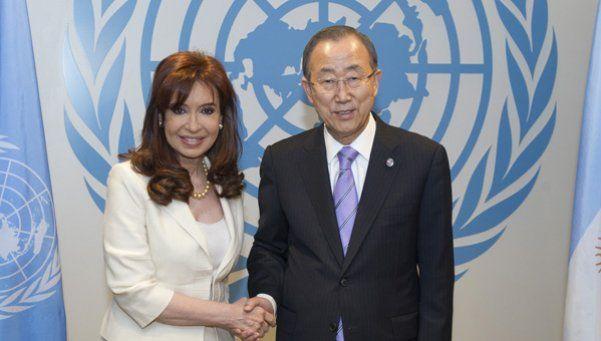 La ONU confía en una investigación completa del caso Nisman
