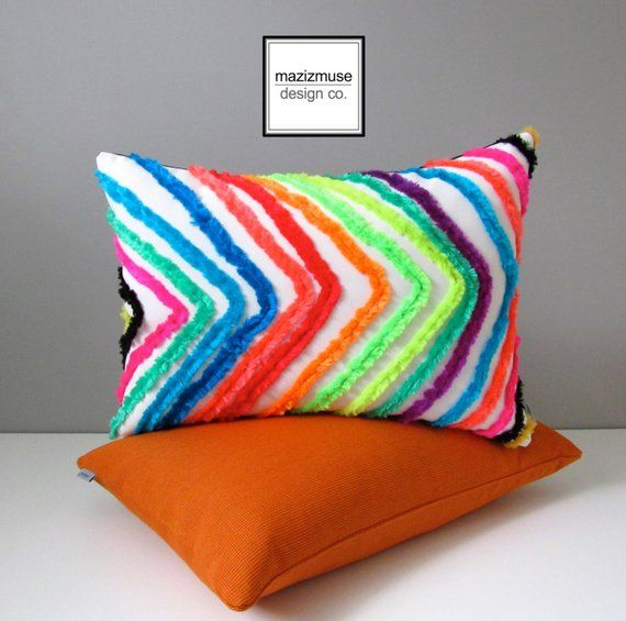 Colorful Outdoor Pillow Cover Decorative Moroccan Pillow Case