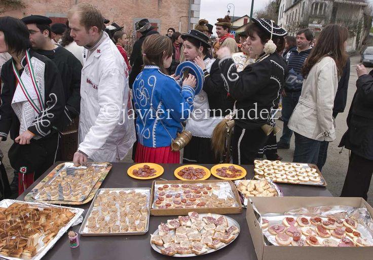 Maskaradak, Zuberoan. Basque Folk dance/Carnival of Soule (Basque Country)