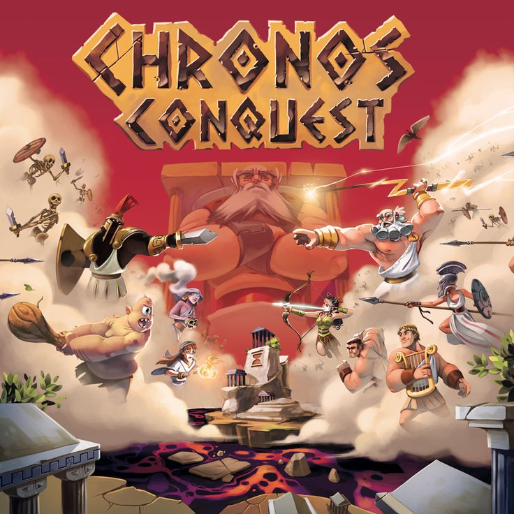 Chronos_conquest_cover_by_bib0un (MY MAJOR COMPANY , 2014)