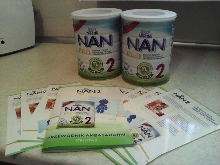 Dziękujemy za możliwość testowania Mleka Nan Pro 2  #NANPRO2 #L.reuteri #spokojnybrzuszek https://www.facebook.com/photo.php?fbid=1013068548731278&set=p.1013068548731278&type=3