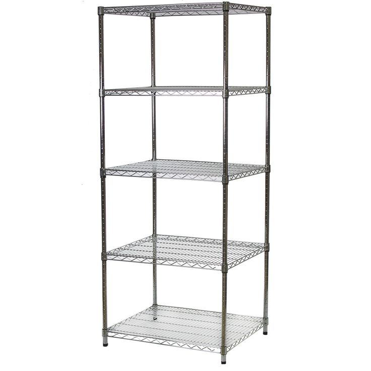 12 best wire closet shelving images on pinterest