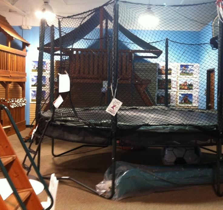 15 best the backyard images on pinterest springboard trampolines and kids indoor trampoline. Black Bedroom Furniture Sets. Home Design Ideas