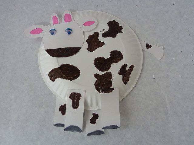 paper plate farm animals Get ready to be crafty, as we are sharing a whole lot of absolutely adorable animal paper plate crafts for you to make with your little ones 1.