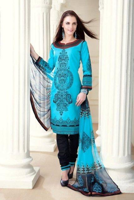 Shalwar Kameez Fashions, New Summer Suits Shalwar Kameez Design