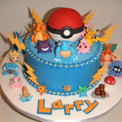 Image result for pokemon cake
