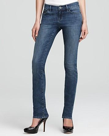 Can't beat a classic. Isaac Mizrahi Jeans Emma Straight ...