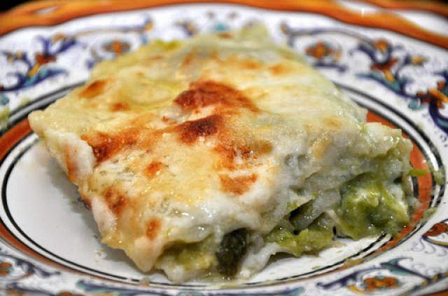 Lasagne agli asparagi (Asparagus Lasagna) | Memorie di Angelina