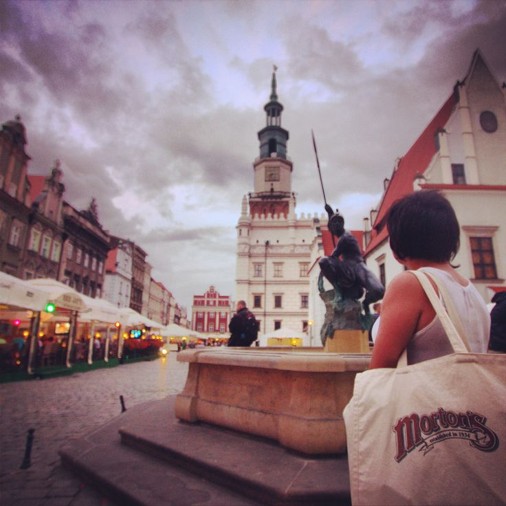 City of Poznan, Poland. Home to the Euro 2012 tournament. For two weeks this city had to deal with Irish...and they loved it! So do we! http://www.poznan.pl/mim/main/en/