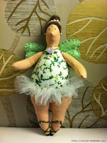 Mimin Dolls: Tilda gordinha bailarina