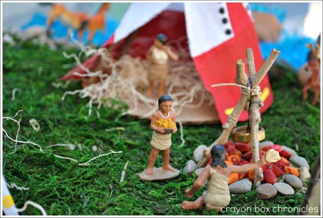 Native American Small World