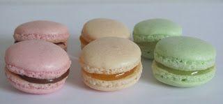 Confetti: Macarons-leivokset