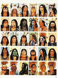 17+ best ideas about Native American Face Paint on ...