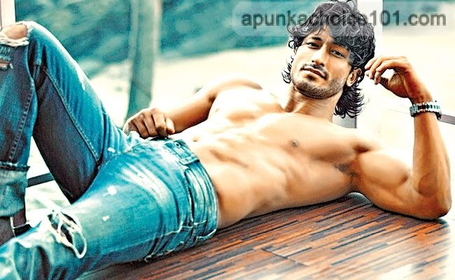 Vidyut Jamwal...wow, this guy is smokin hot. So glad that theres starting to be some variety in bollywood.