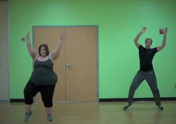 "Watch The ""Fat Girl Dancing"" Video That Started The No Shame Body Campaign"