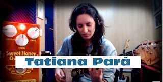Tatiana Pará: Mad Professor Sweet Honey Overdrive   Tatiana Pará & Mad Professor Sweet Honey Overdrive Recorded with Mad Professor Sweet Honey Overdrive Fender Stratocaster Marshall Plexi and SM57 Shure mic. Effects added on Sonar software.Http://tatianapara.com/http://ift.tt/2ejv7HRhttp://ift.tt/2dprjOWhttps://twitter.com/tatianaparahttp://ift.tt/2oo0wbp -parhttp://ift.tt/2dpqDt4 Mad professorhttp://www.mpamp.com/https: //www.facebook.com/MadProfessor ...http://ift.tt/2jowzJ9. .. Tatiana…