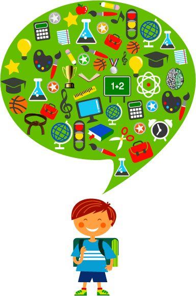 LA ESCUELA: ¿Cuál es/era tu asignatura favorita en el colegio/instituto?, ¿por qué?  ¿Y la que menos?