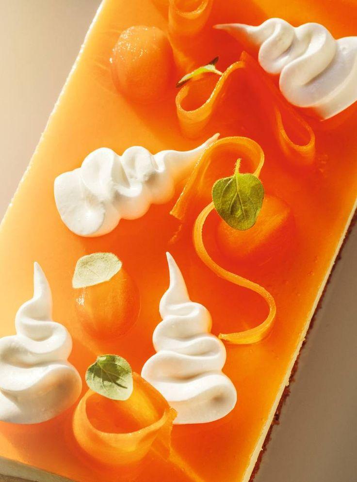 Sverre Sætre, klassiske kaker, oppskrift på gulrotkake - DN.no