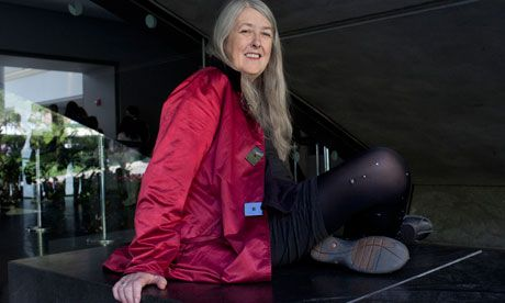 The Saturday interview with Mary Beard  21 April 2012