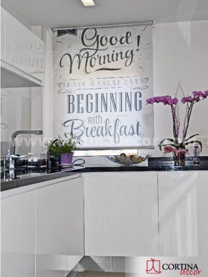 18 best estores enrollables fotogr ficos images on pinterest count logos and te quiero - Estores para cocinas modernas ...