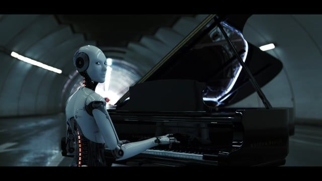 Production of 6 x CG-Shots. Character-Animation of CG-Robot and fluid simulation shots for a BMW commercial.    Client: BMW Group  Agency: Hochkant Film GmbH & Co.KG    Project scope:  - Production of 6x CG-shots  - Roboter animation and fluid simulation  - Set supervision (CGI shots)  - Integration of final roboter into real shot backplates