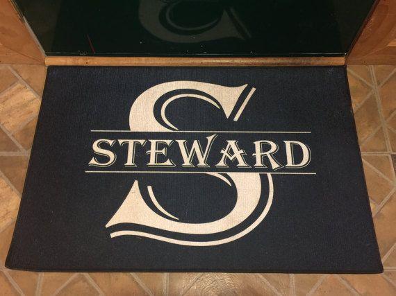 personalized door mat,personalized doormat,custom door mat, custom doormat,personalized welcome mat,custom welcome mat,wedding gift,name mat