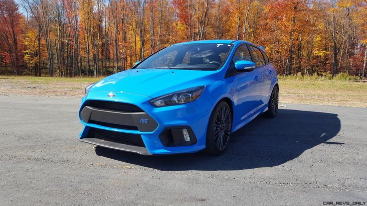 2016 Ford Focus RS - Road Test Review - By Carl Malek » Car-Revs-Daily.com
